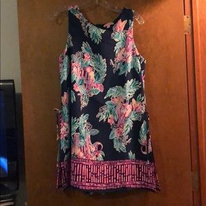 Lilly Pulitzer Donna Romper Size 8